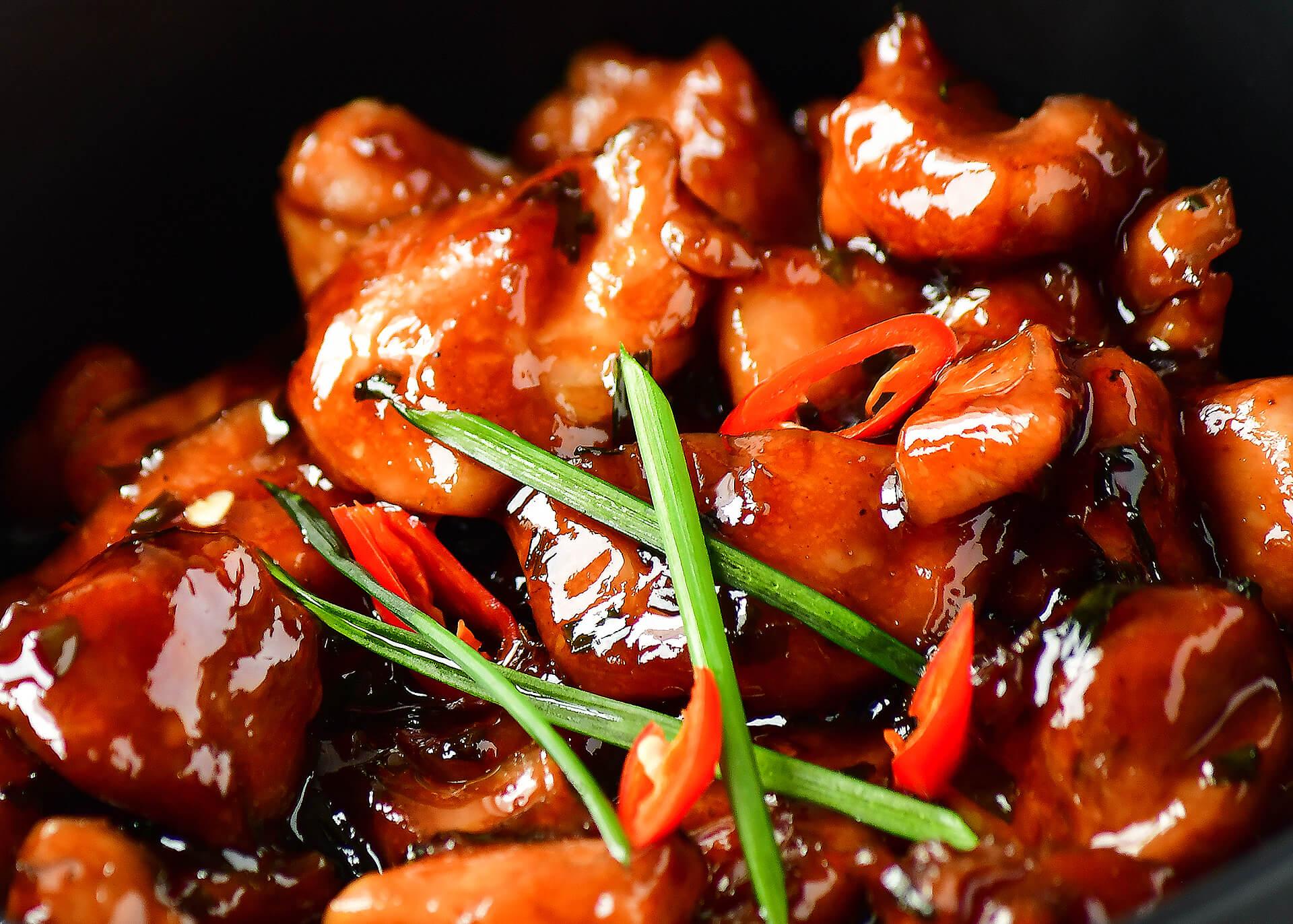 Thai Sweet Chili Sauce Einleitung