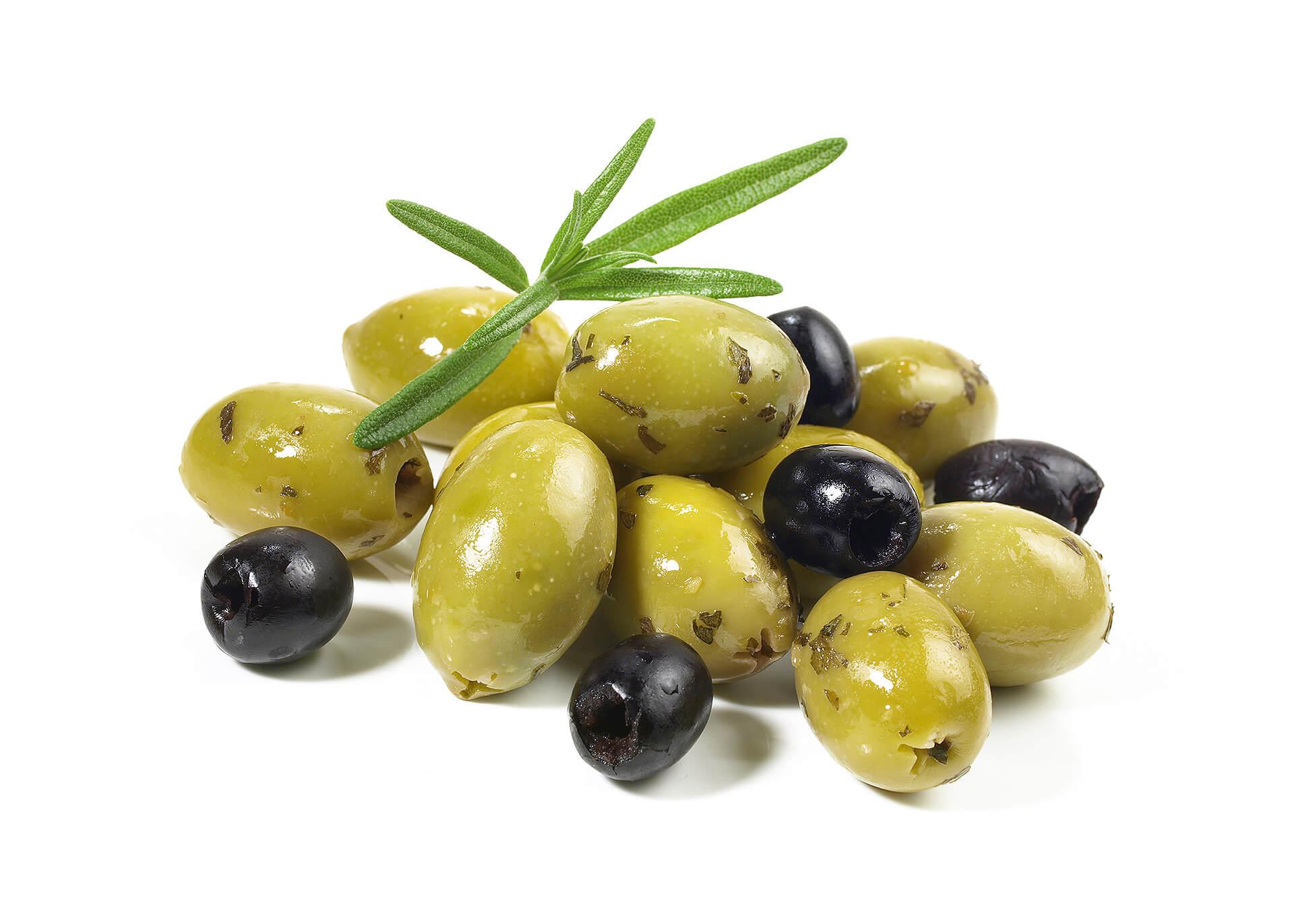Oliven cutout
