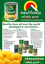 Paramonga Sortiment