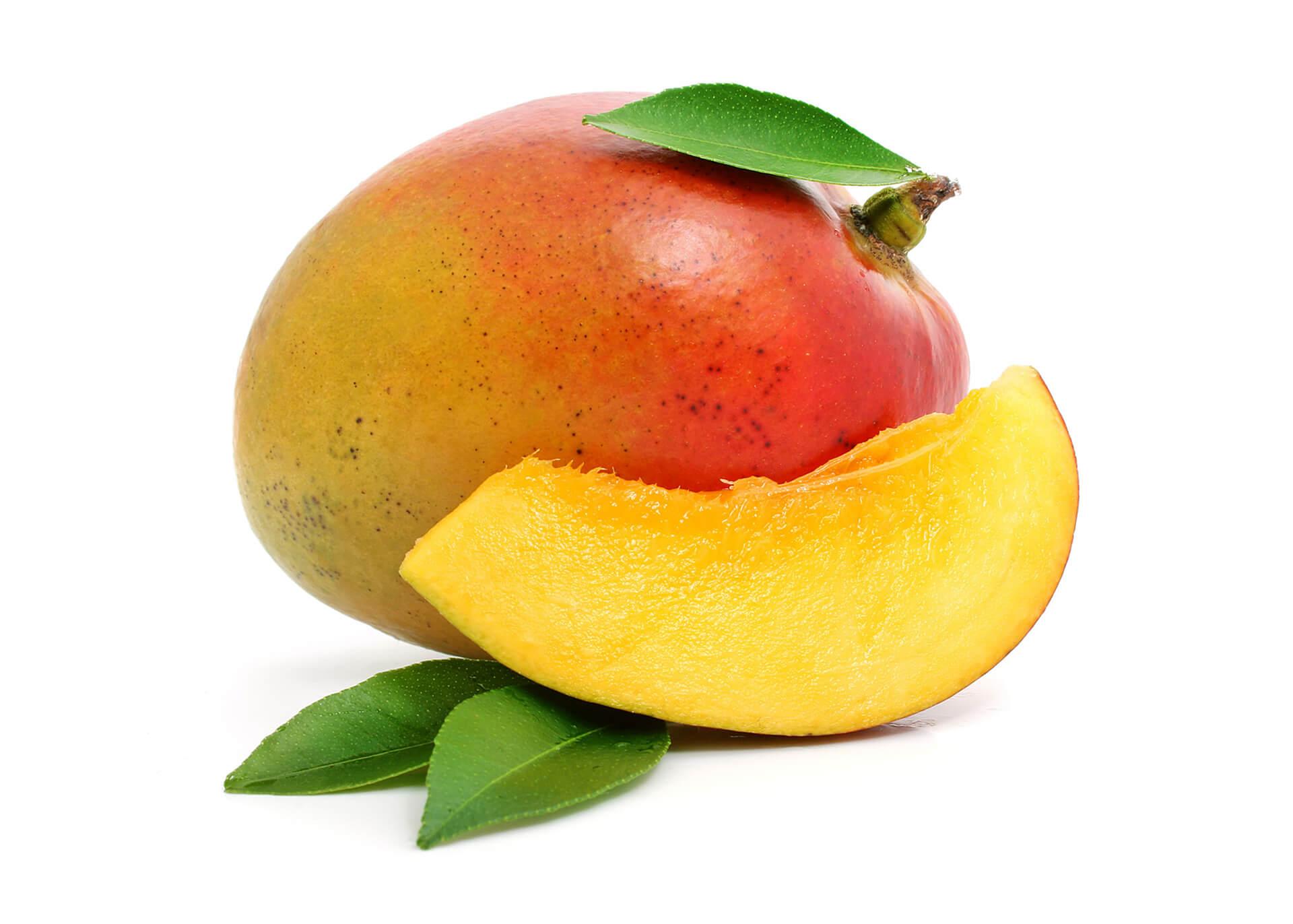 Mango cutout