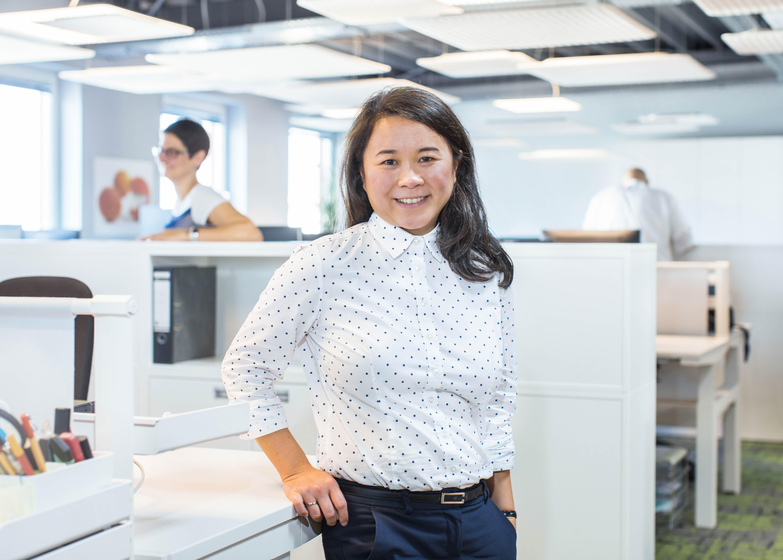 Joann Huifen Hu