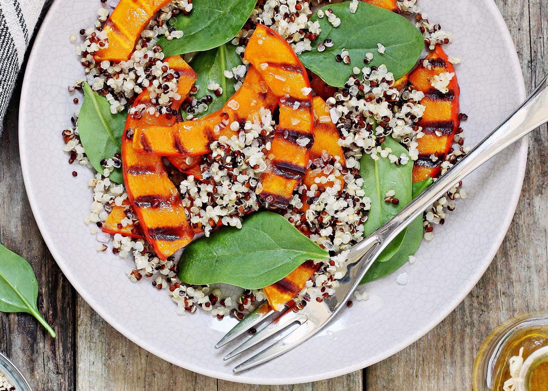 Quinoa Einleitung