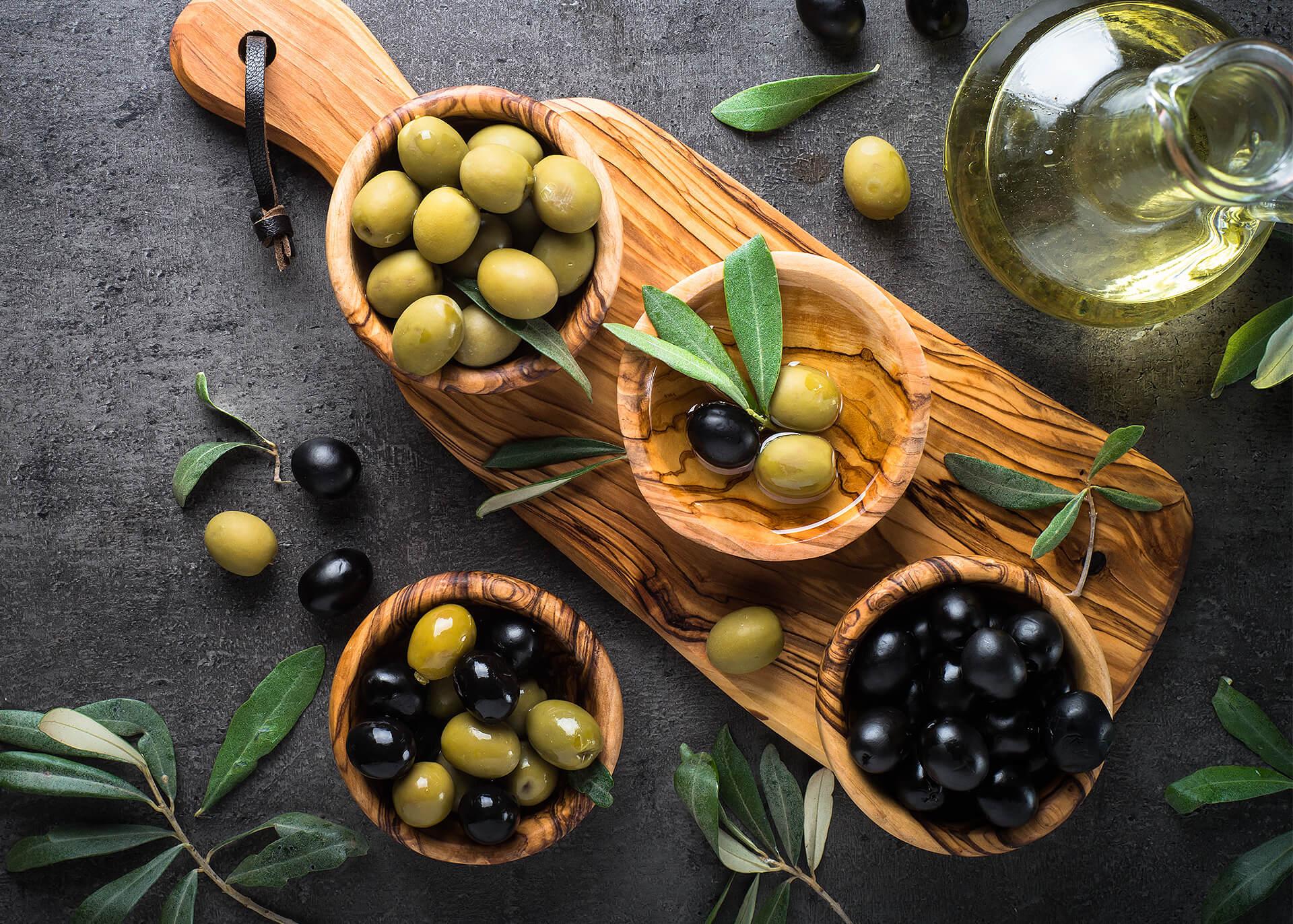 Oliven Einleitung