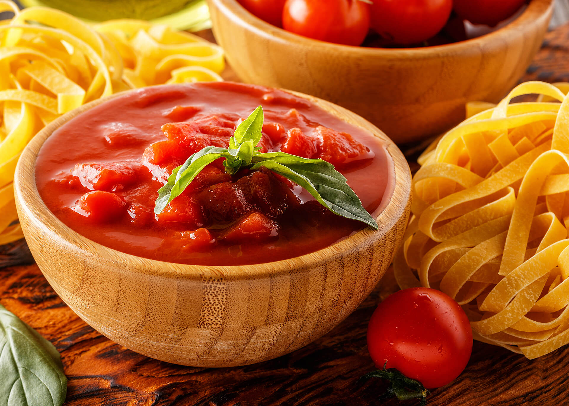 Tomatenstücke Einleitung